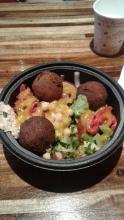 Falafel, tabbouleh, and more at My Shawarma (Closed)